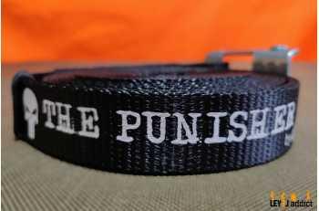 Sangle personnalisée The Punisher - LEVEL addict
