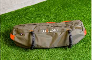 Sandbag LEVEL addict taille M chargé