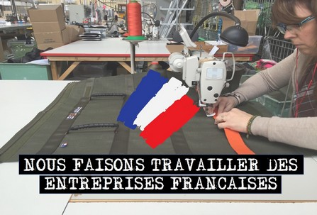 Nos matériels sont Made In France