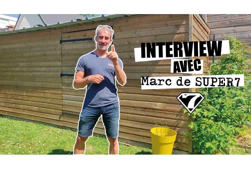 Interview Avec Marc Begoud de SUPER 7