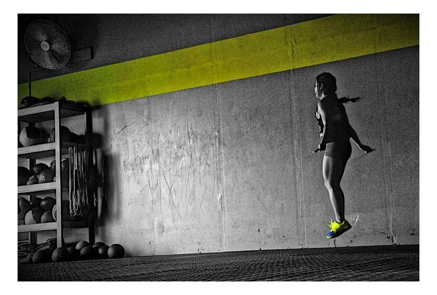 Corde à sauter et corde à sauter lourde : les différences