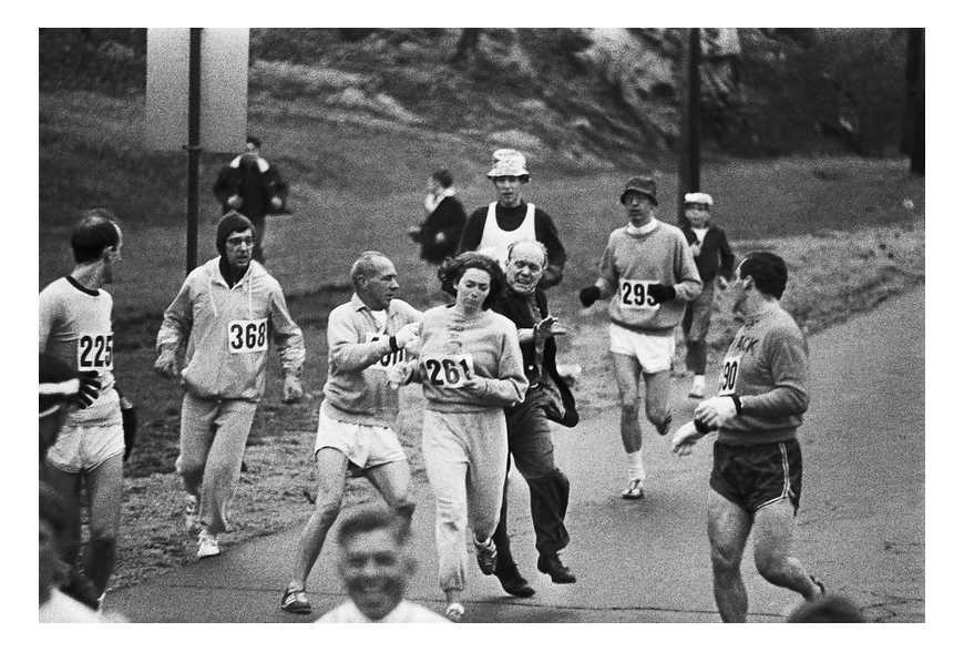 Les femmes et le Marathon - Un combat