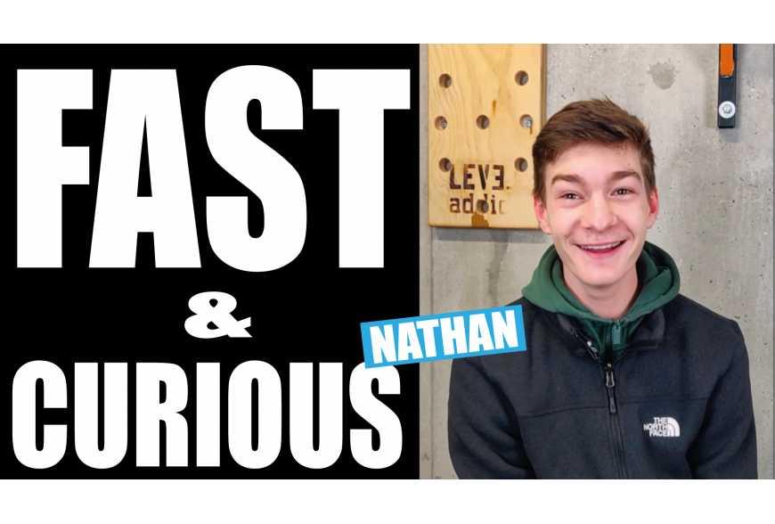 Fast & Curious de la Team LEVEL addict - Nathan