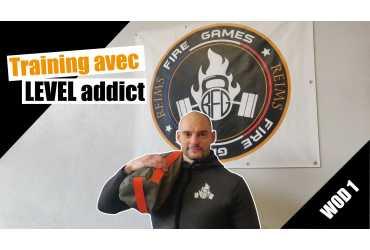 WOD 1 by LEVEL addict & Buche - Sandbag
