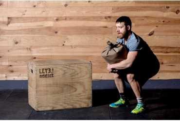 Avec le Strongbag, boostez vos entraînements fonctionnels