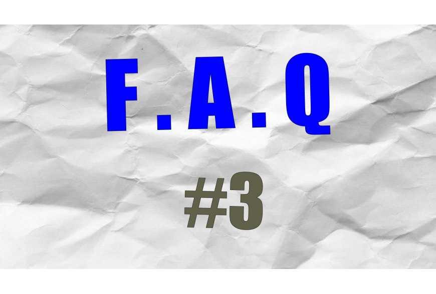 FAQ #3 LEVEL addict - Réponses à vos questions