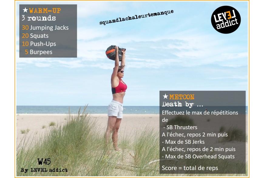 WOD 45 - Vive l'été