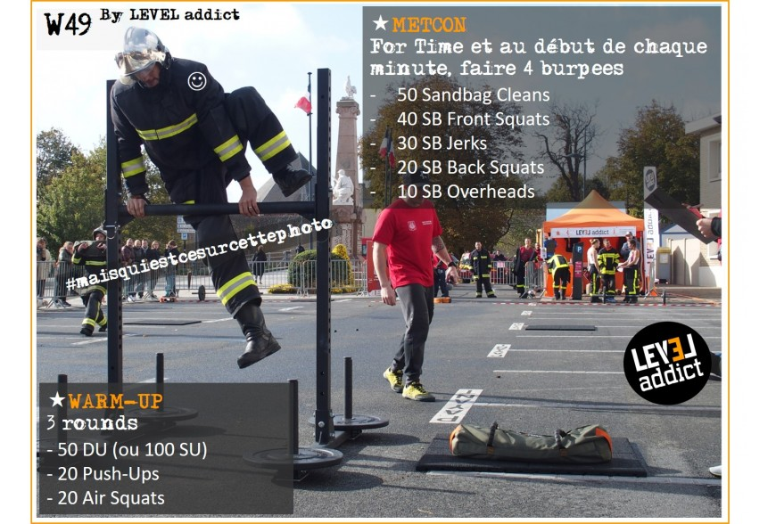 WOD 49 - JUMPING MAN