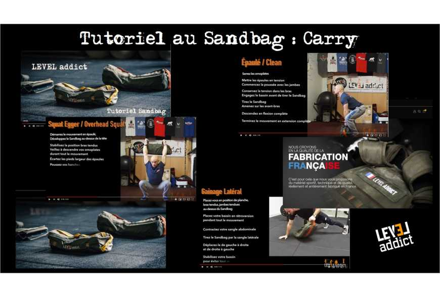 Tutoriel au Sandbag : CARRY