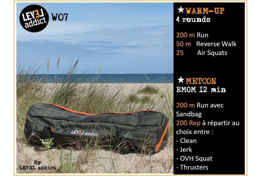 WOD 07-2019 A la plage